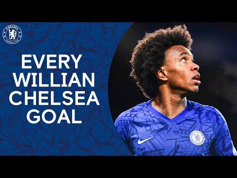 Every Willian Goal So Far!   Ultimate Skills, Tricks & Free-Kicks from the Brazilian