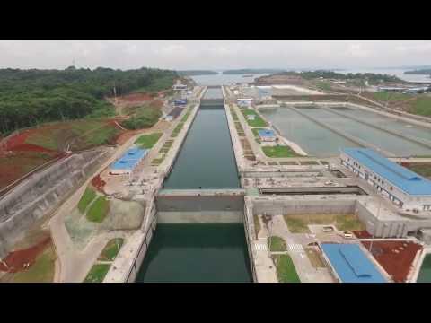 Новые шлюзы Панамского канала - Центр транспортных стратегий