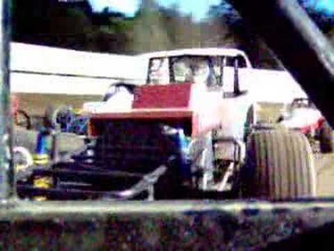 Vintage modified racing