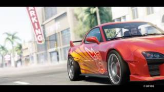 Nonton All Fast And The Furious Cars [The Crew] Film Subtitle Indonesia Streaming Movie Download