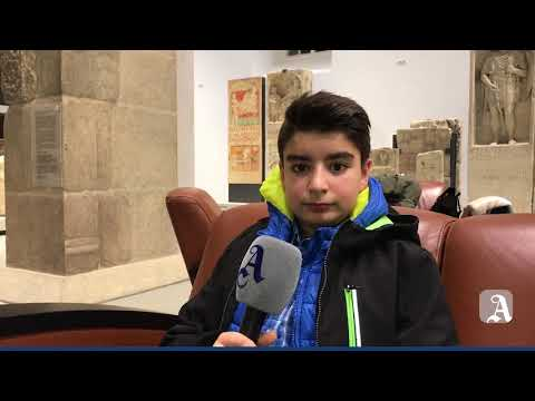 Mainz: Nachwuchsreporter im Gespräch mit Politikern