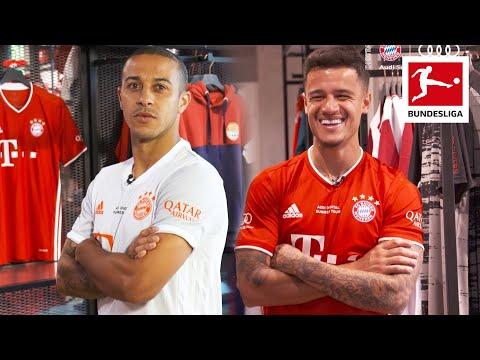 Bayern Müchen • Agility Challenge • Coutinho vs. Thiago