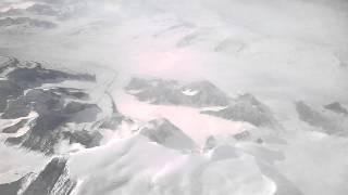 Grenlandia z samolotu / Greenland from the plane