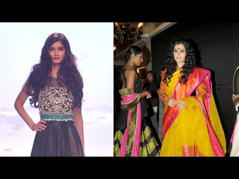 Diana Penty & Tapsee Pannu On Ramp At Lakme Fashion Week Winter/Festive 2014