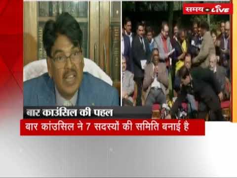 Bar Council of India President Manan Mishra spoke on 4 judges of SC made big allegations on CJI