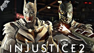 Injustice 2 Online - GOLD BATMAN VS GOLD BATMAN! The Injustice 2 Online series continues with more Ranked matches. In today's episode we play more Sub Zero, as well as matching up against another Gold Batman!Check out the other videos on the channel!Injustice 2 Online - EPIC SUB ZERO RAIN GEAR: https://www.youtube.com/watch?v=D3JuaXKpF-4&t=730sInjustice 2 Online - SUB ZERO VS BILLIONAIRE BATMAN: https://www.youtube.com/watch?v=dF78kCvKIOM&t=70sInjustice 2 Online - BEATING A SPAMMER: https://www.youtube.com/watch?v=XYGoDpZgcno&t=699sInjustice 2 Online - EPIC SCORPION AND REPTILE GEAR: https://www.youtube.com/watch?v=nBa0Y1l-bkU&t=881sInjustice 2 Online - CRAZY SUB ZERO COMBOS: https://www.youtube.com/watch?v=C_ov-vKgZiE&t=5s★:Follow me on Twitter: https://twitter.com/Caboose_XBL★:Like me on Facebook: https://www.facebook.com/CabooseXBL★:Follow me on Instagram: http://instagram.com/caboose_xbl★:Intro Created By: https://www.youtube.com/user/COMIXINEMA and https://www.youtube.com/user/nighthawkjonzey2Like, Favourite, Comment and Subscribe!Build and power up the ultimate version of your favorite DC legends in INJUSTICE 2. With a massive selection of DC Super Heroes and Super-Villains, INJUSTICE 2 allows you to personalize iconic DC characters with unique and powerful gear. Take control over how your favorite characters look, how they fight, and how they develop across a huge variety of game modes. This is your Legend. Your Journey. Your Injustice.