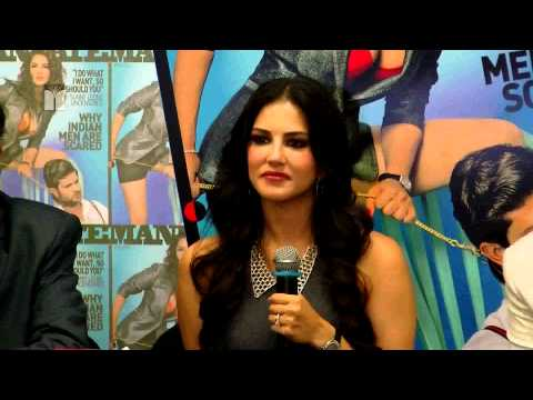 Sunny Leone unveils MANDATE cover (April 14) at Magna Lounge