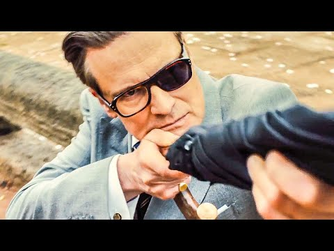 KINGSMAN 2 Red Band Trailer #2 (2017) The Golden Circle