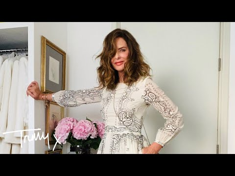 Outfit Of The Day: Tory Burch Dress | Fashion Haul | Trinny