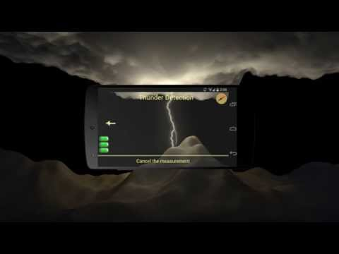 Video of Lightning Locator