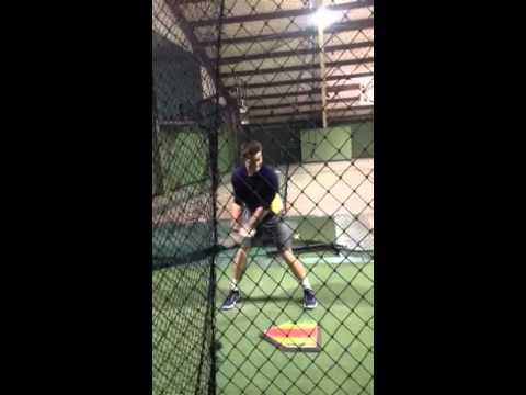Corbin Walnsch NDCL hitting video