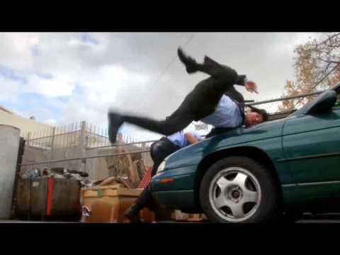 Jon Foo / fight scene / Rush Hour CBS