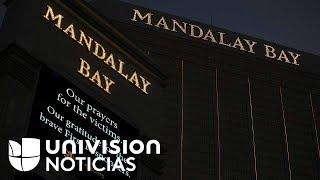 Empleada del hotel Mandalay Bay relata cómo se vivió adentro el tiroteo en Las Vegas