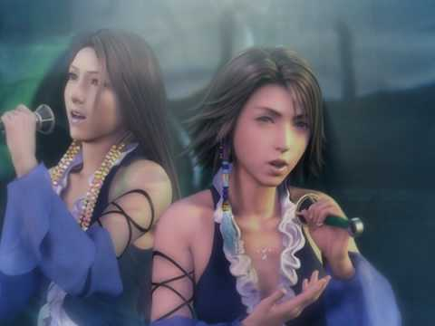 Final Fantasy X-2 - Yuna & Lenne HD - 1000 WORDS