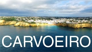 Carvoeiro Portugal  City new picture : Carvoeiro aerial view @Algarve - Portugal