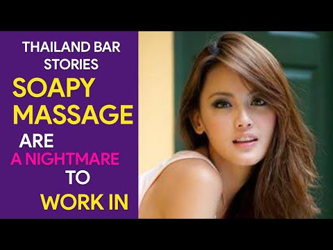 Soapy Massage Girls Nightmare To Work With Part 1
