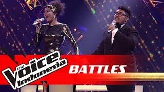 Video Rambu vs Abraham - I'd Do Anything For Love (Meat Loaf) | Battles | The Voice Indonesia GTV 2018 MP3, 3GP, MP4, WEBM, AVI, FLV September 2019