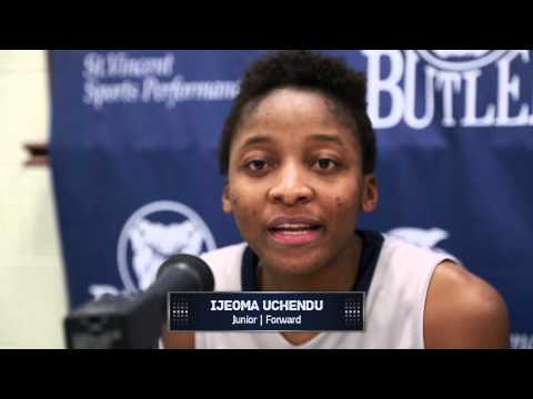 Butler Women's Basketball Highlights vs. Northern Kentucky