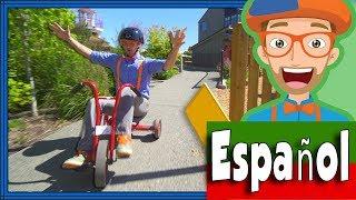 Blippi Español Jugando en el Museo de los Niños | Colores para Niños verás a Blippi Español