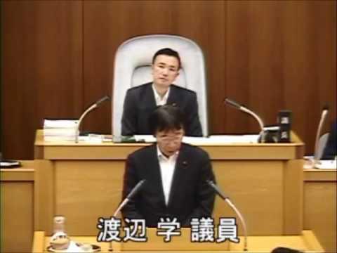 2016年第3回川崎市議会での意見書討論(動画)