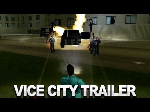 Grand Theft Auto Vice City Anniversary Edition Android