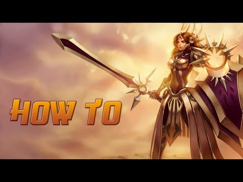 leona - Leona the Radiant Dawn is here to stand at the front lines, take punches, and be stunning! Join me and learn how! Download and play LoL for Free! - http://si...