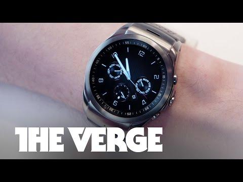 LG Watch Urbane LTE hands-on