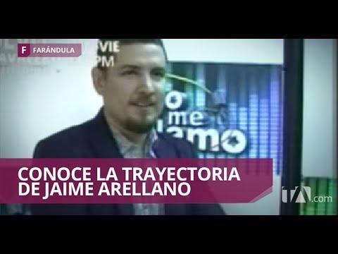 Jaime Arellano y su nueva experiencia en TV nacional