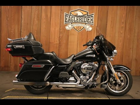 2015 Harley-Davidson Electra Glide Ultra Classic
