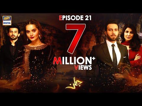Jalan Episode 21 [Subtitle Eng] - 11th November 2020 - ARY Digital Drama