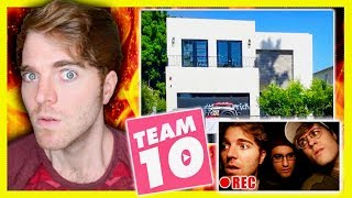 Video VISITING THE TEAM 10 HOUSE MP3, 3GP, MP4, WEBM, AVI, FLV April 2018