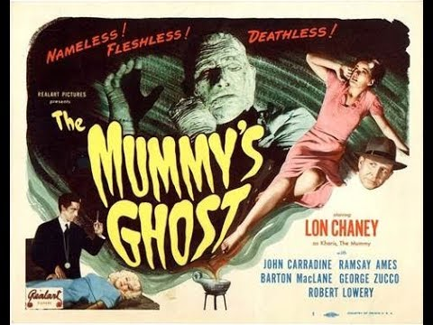 The Mummy's Ghost (1944) Movie Review