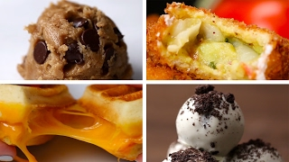 6 Late Night Snack Recipes by Tasty
