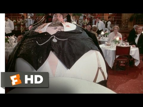 The Meaning of Life (10/11) Movie CLIP - Mr. Creosote Blows (1983) HD (видео)