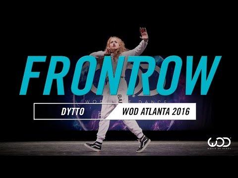 Dytto | FrontRow | World of Dance Atlanta 2016 | #WODATL16