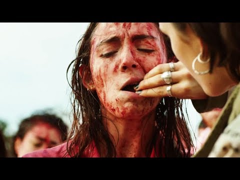 Raw Red Band Horror Trailer