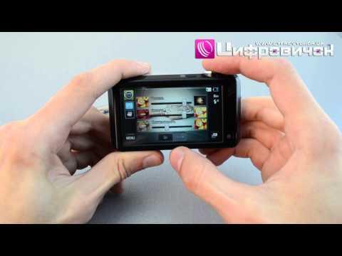 Видеообзор Samsung ST95