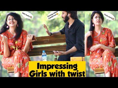 Impressing Girls by Showing Followers | Prank in Pakistan | Adil Anwar