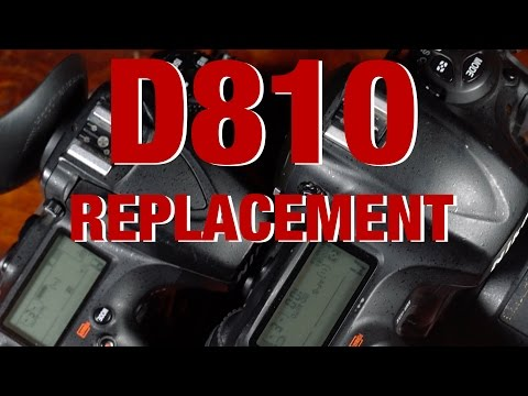 Nikon D820 - What I want from a D810 Replacement