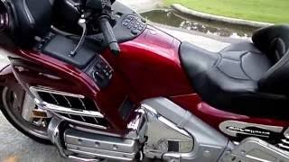 5. 2009 - Honda - Gold Wing® Audio Comfort