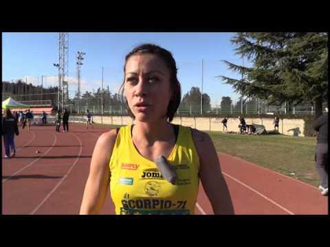 Cross Hiru Herri 2013 -Isabel Macías ganadora del cross