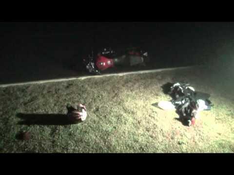Forte neblina causa acidente de moto na serra de Ipuiuna na BR 459