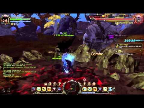 Dragon nest Dark Avenger Guardian Nest solo