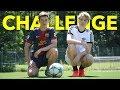 Fussball Challenge VS Marc Galaxy + BESTROFIG!   AdiTotoro