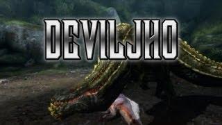 Monster Hunter - Meet the Deviljho