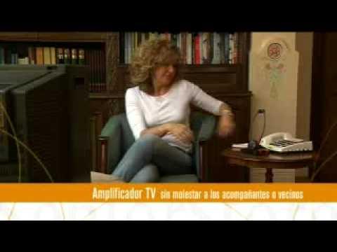 Auriculares TV Sonido Amplificado Nítido (TV-Ears)