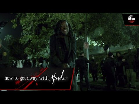 Season 3 Premiere OMG Ending - How To Get Away With Murder