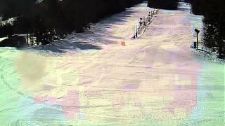 Attitash Adventure Center Webcam- Tuesday March 26, 2013