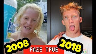 THE EVOLUTION OF FAZE TFUE!!! (The Best Fortnite Player In The World) | JOOGSQUAD PPJT