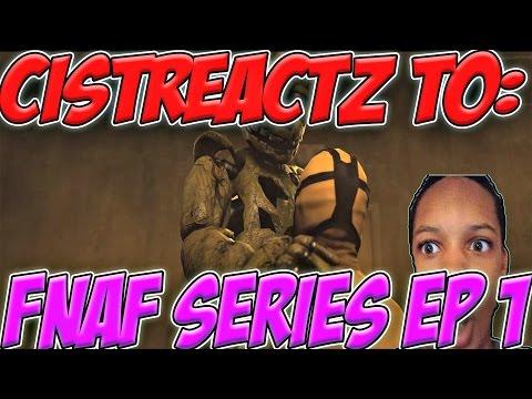 [FNAF SFM] Five Nights At Freddy's Series Episode 1 REACTION   THE AWAKENING